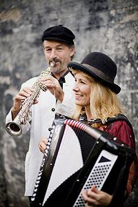 Koncert med Klezmerduo i Ørum