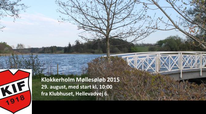Klokkerholm Møllesøløb