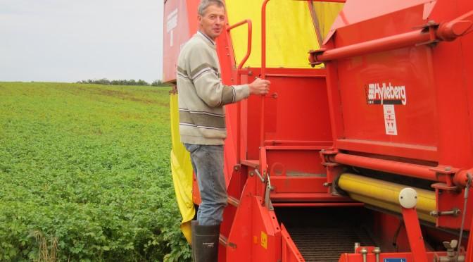 Høstgudstjeneste og kartofler
