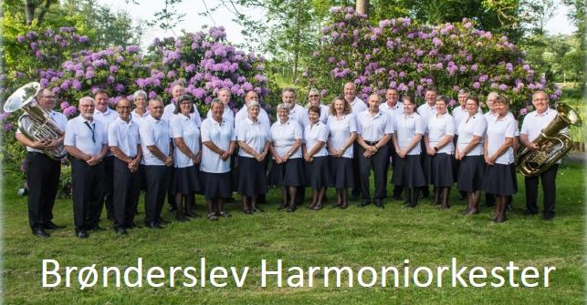 Harmoniorkester efterårscafe