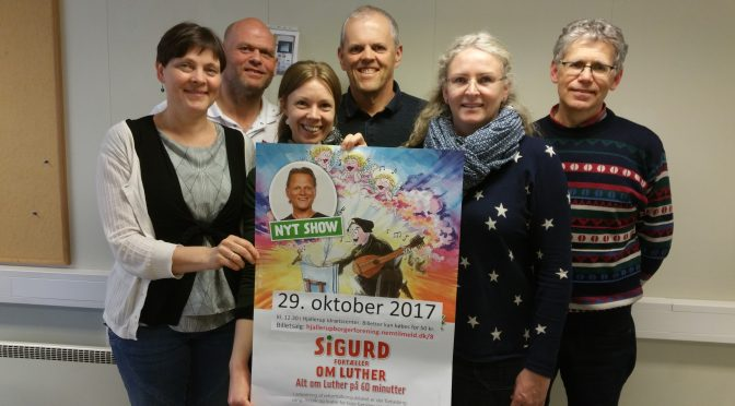 Stort anlagt Reformationsjubilæum i Hjallerup