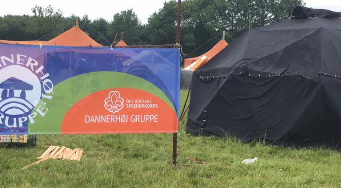 Familiespejd i Dannerhøj Gruppe