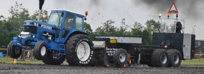 DM i traktortræk.