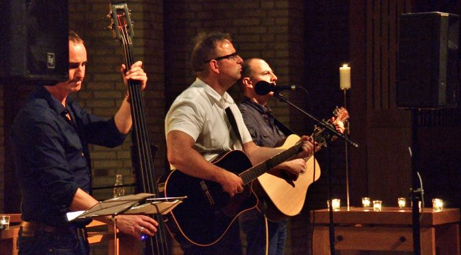 Cohen-musik i Hellevad Kirke