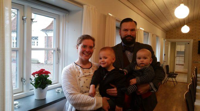 Sandra Fossdal Nielsen er ny sognepræst