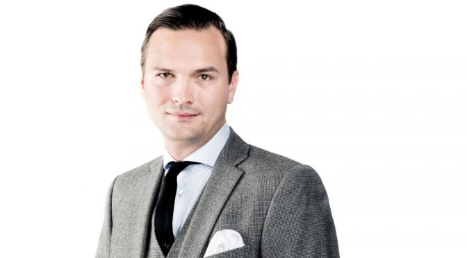 Foredrag ved Lars Östman