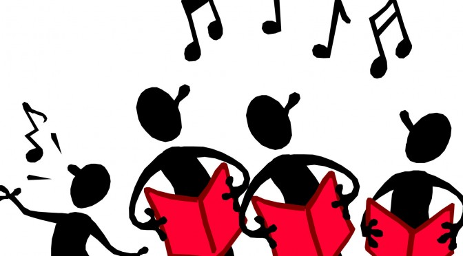Syng sammen arrangement
