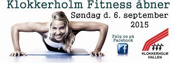 Klokkerholm Fitness