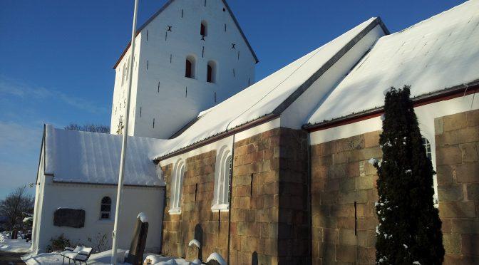 Renoveringen af Hellevad Kirke