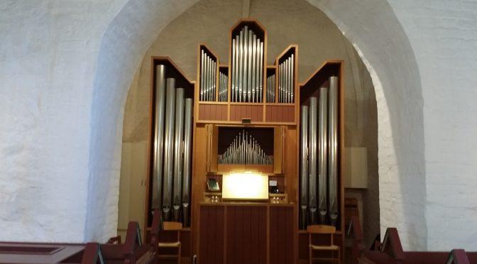 Foråret synges ind i Hellevad Kirke