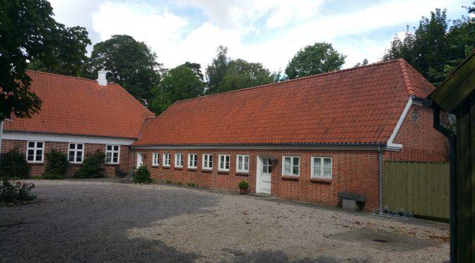 Vikar i Klokkerholm for 60 år siden
