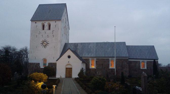 Sommertiltag fra Hellevad og Ørum Kirker